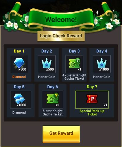 60 Seconds Hero: Idle RPG: Events - [Official Launch Event] Extra Daily Giveaways for Newcomers! image 7