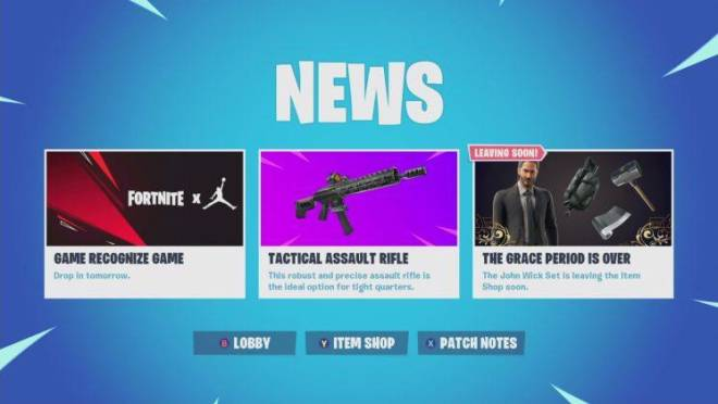 Fortnite: Battle Royale - Fornite Partner with Jordan..! 🏀 image 3