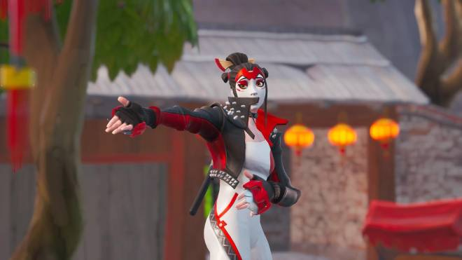 Fortnite: Battle Royale - Agent of the Influenced and the Intrigued...(Takara Showcase) {Tribute to my best friend} 🇯🇵💕✨ image 11