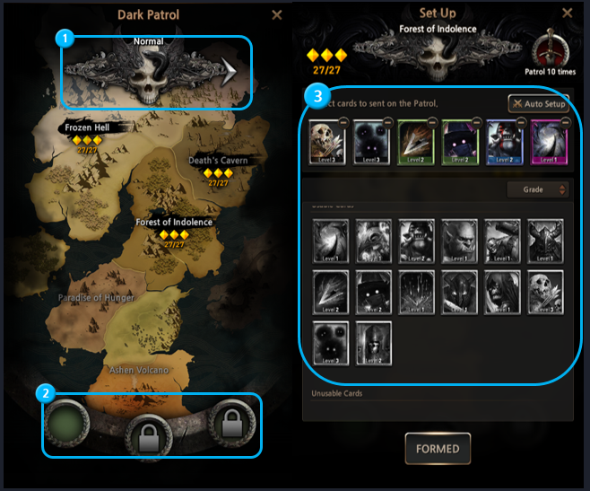 First Summoner: Game Guide - Patrol image 2