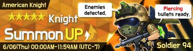 60 Seconds Hero: Idle RPG: Events - [Summon UP Event] Soldier 94 image 5