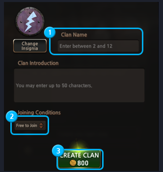 First Summoner: Game Guide - Clan image 2