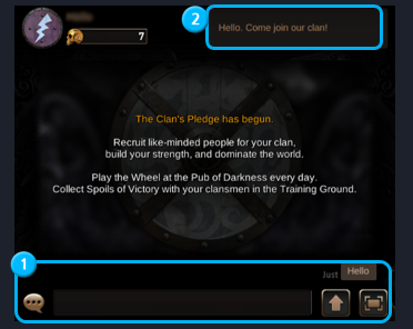 First Summoner: Game Guide - Clan image 8