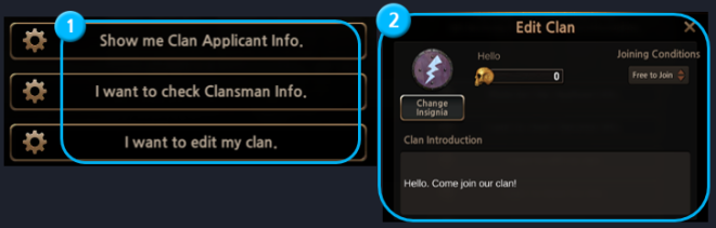 First Summoner: Game Guide - Clan image 17