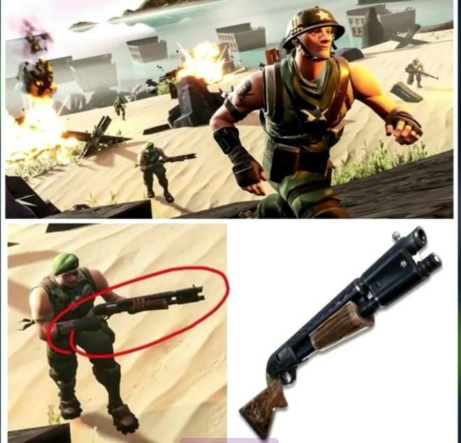 Fortnite: Battle Royale - New shotgun! image 2