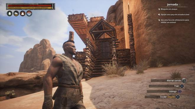 Conan Exiles: General - To the sky!!! Building phase 1 image 2