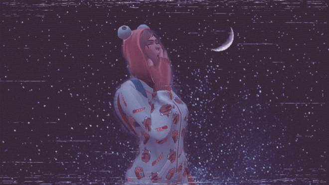 Fortnite: Battle Royale - One Snoozy Gal... 😴✨❗ (Onesie Showcase) {Carti x Queen Collab V2} image 8