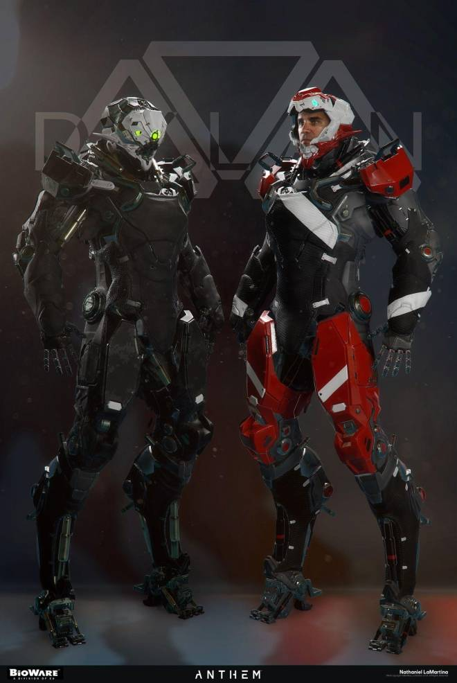 Anthem: General - Wish I could be a real Freelancer image 1