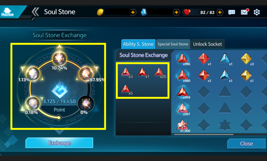 blankcity: News and Announcement - [Guide] Soul Stone system image 18