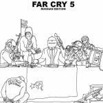 FAR CRY 5 RUSSIAN EDITION😂😂