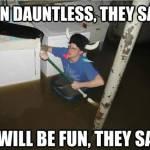 Dauntless memes