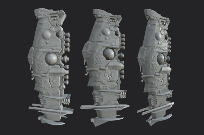 Rogue Universe: Notices - Dev Note : Progress Update 6/24 image 8