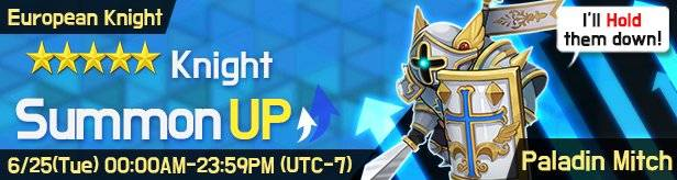 60 Seconds Hero: Idle RPG: Events - [Summon UP Event] Paladin Mitch image 1