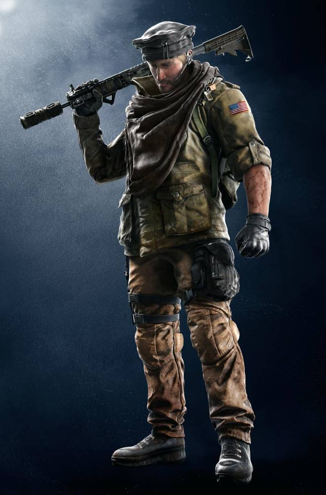 Rainbow Six: General - Who's your Attacker main ? image 2