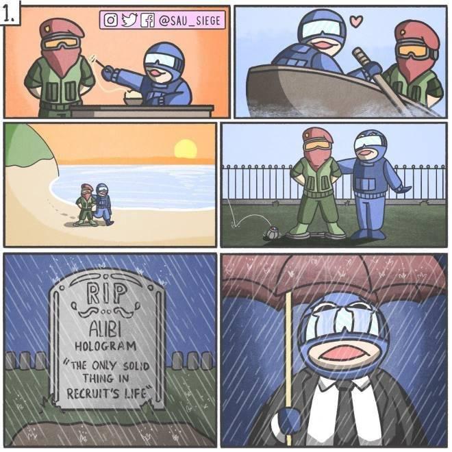 Rainbow Six: Memes - Popular memes of the week (06/30/19) image 18