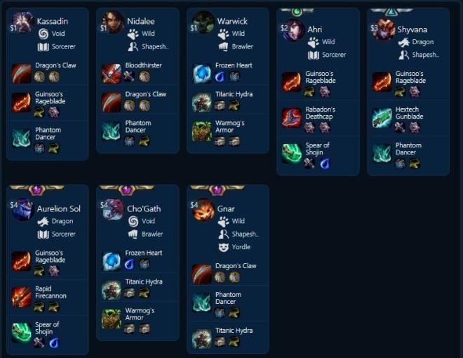 Teamfight Tactics: General - S-tier Team Comp Builds  image 6