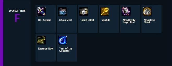 Teamfight Tactics: General - TFT Best Items Tier List image 7