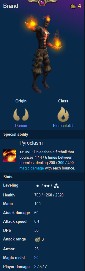 Teamfight Tactics: General - Quick guide to CHAMPIONS #2 ORIGINS-Part 1 image 4