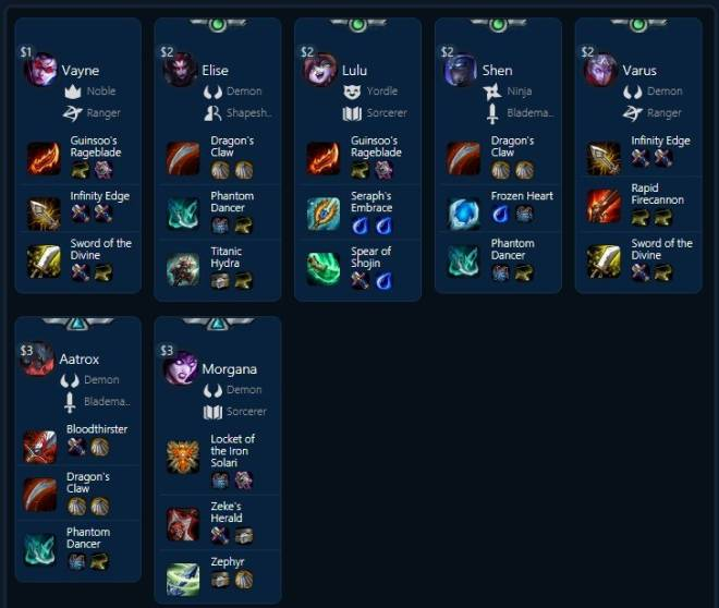 "Teamfight Tactics: General - TFT Encylopedia of CHAMPIONS ""A"" image 9"