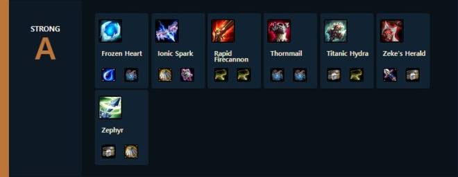Teamfight Tactics: General - TFT Best Items Tier List image 2