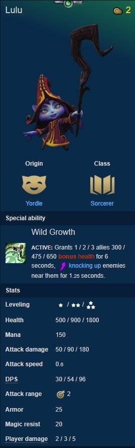 Teamfight Tactics: General - Quick guide to CHAMPIONS #4 ORIGINS-Part 3 image 17