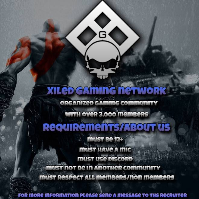 PUBG: Promotions - XGN - Recruiting  image 2