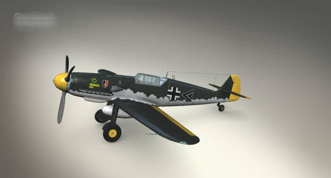 Battlefield: General - Here some More Bf109 but Its more good👌 image 2