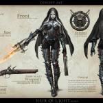 Lenore Concept & Avatar Art