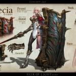 Lucrecia Concept Art
