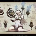 Sinistra Concept & Winter Avatar Art