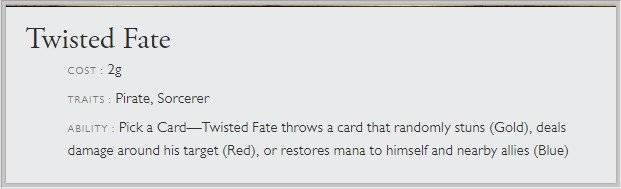 Teamfight Tactics: General - Teamfight Tactics Patch 9.14 notes image 3