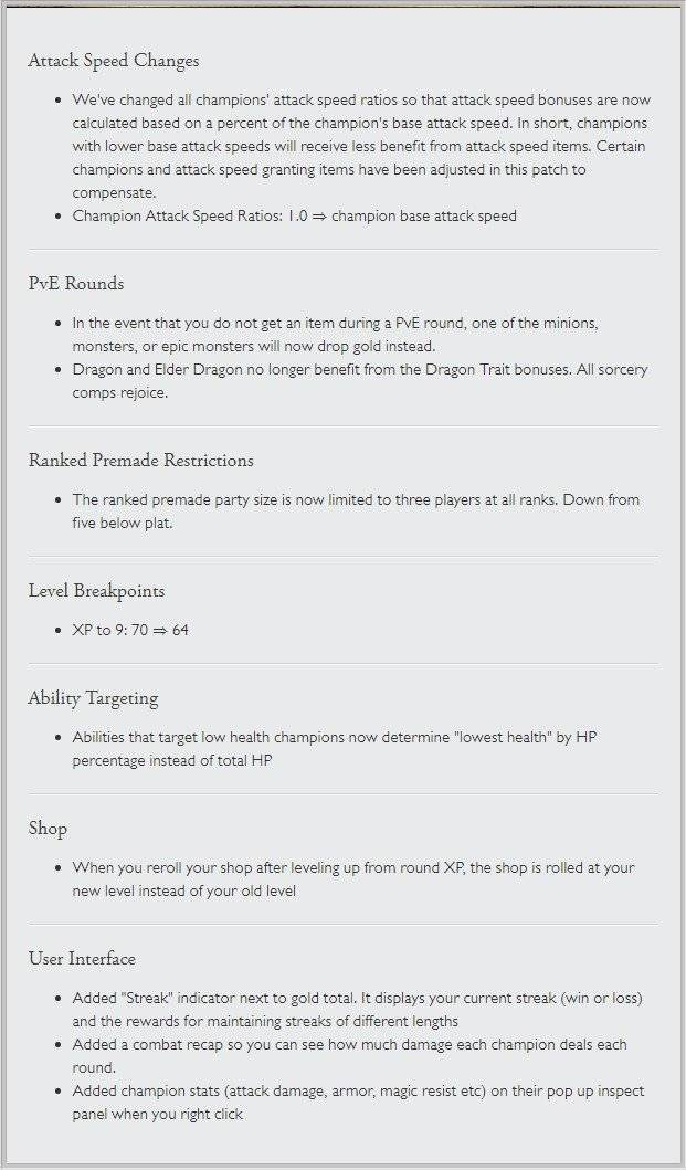 Teamfight Tactics: General - Teamfight Tactics Patch 9.14 notes image 6