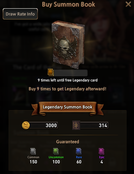 First Summoner: Game Guide - Summon Book image 15