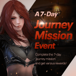 [Event] A 7-day Journey Event [Extended]
