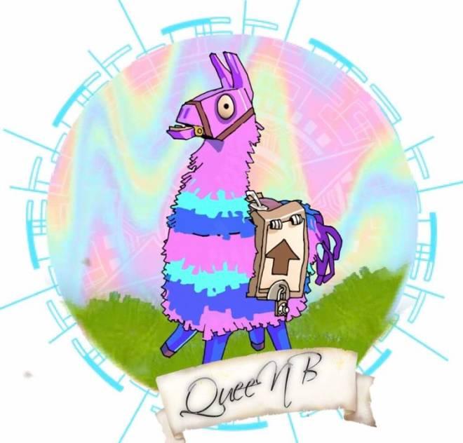 Fortnite: Battle Royale - Llama Art image 4