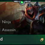 Everytime I go for anything other than Ninja Assassin comp