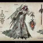 Eimyrja Concept & Avatar Art