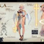 [A] Sphinx Concept & Avatar Art