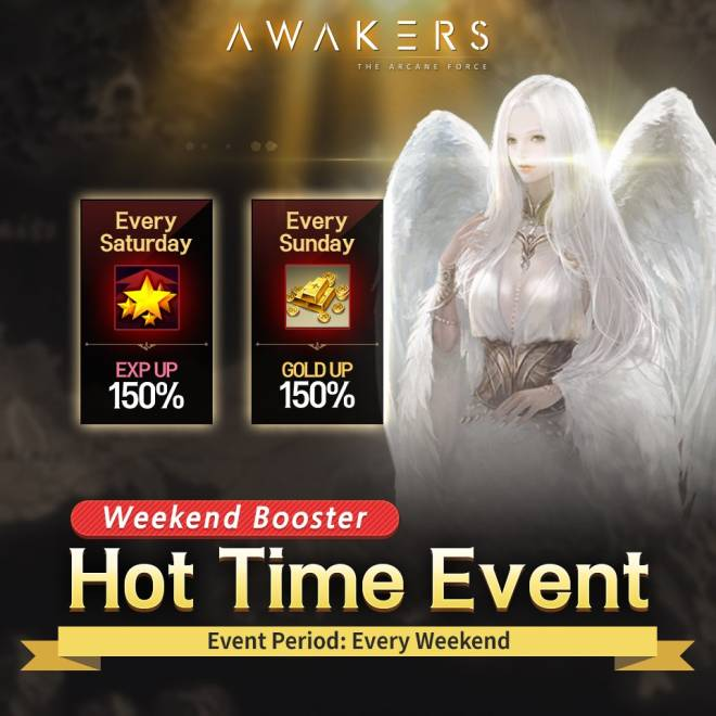 AWAKERS: Event - [In Proceeding] HOT TIME EVENT image 2