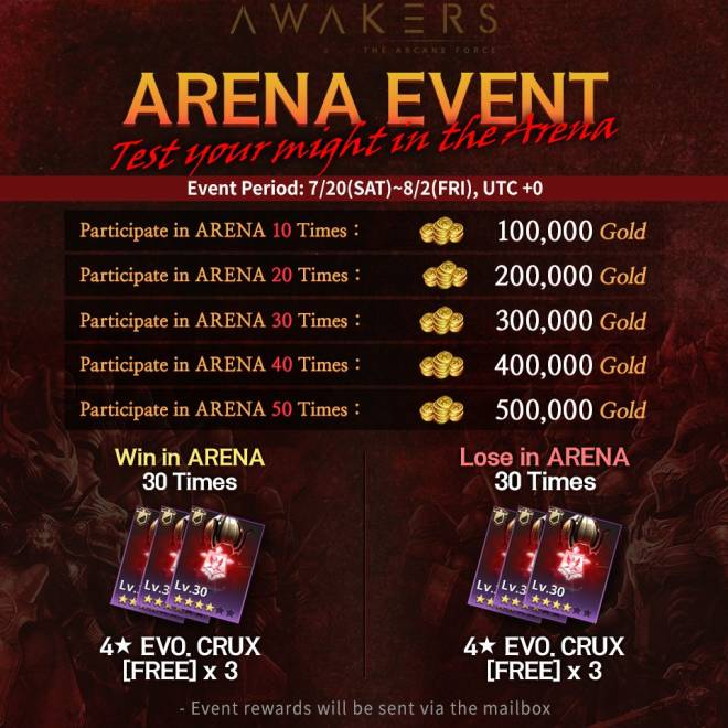 AWAKERS: End Posts - ARENA EVENT image 8