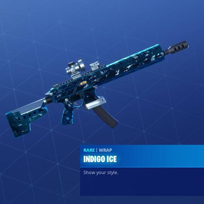 Fortnite: Battle Royale - Breakpoint skin combo 👀 image 8