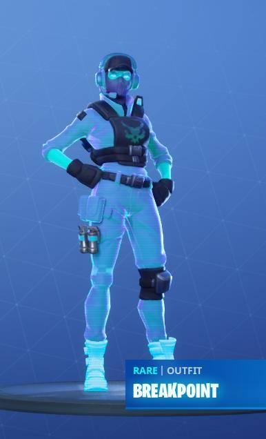 Fortnite: Battle Royale - Breakpoint skin combo 👀 image 3