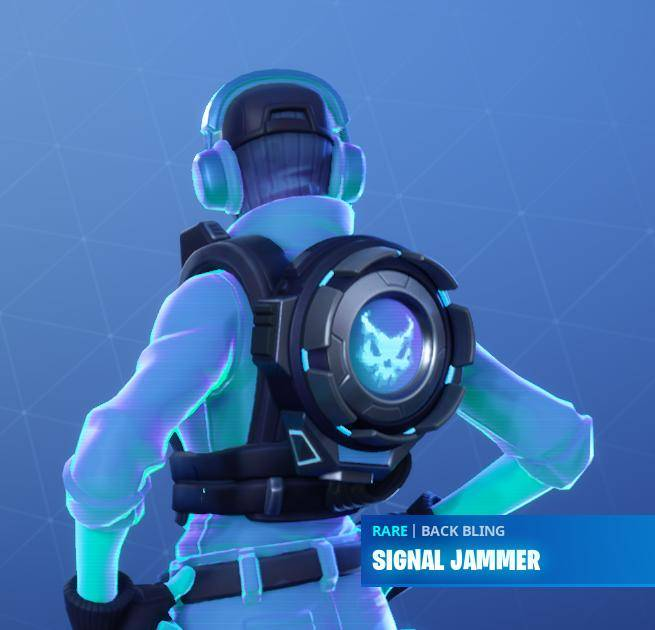 Fortnite: Battle Royale - Breakpoint skin combo 👀 image 4