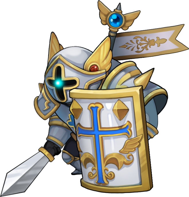 60 Seconds Hero: Idle RPG: Notices - SR 5-Star Knight Package 7/31(Wed) – 8/06(Tue) image 5