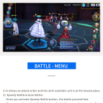 Battle - Menu
