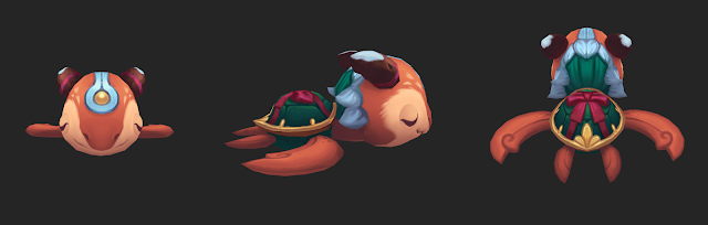 Teamfight Tactics: General - 3 New Little Legends coming to TFT image 21