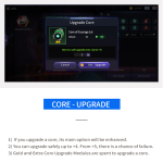 Core - Upgrade