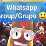 Whatsapp GBM Grupo/Group