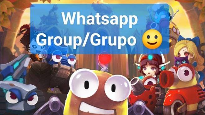 GunboundM: Free Talk - Whatsapp GBM Grupo/Group image 6