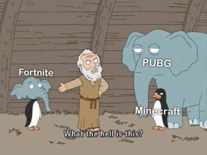 PUBG: Memes - it looks pretty cute image 1